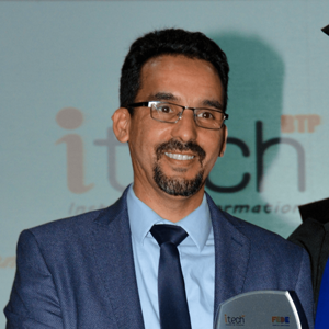 iTech BTP | Lahmine Abderrahim